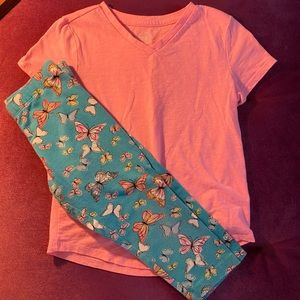 Other - Play Clothes- Give Me Butterflies: Size6/6X